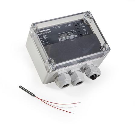 Raychem - elektronische thermostaat met omgevingsregelaar