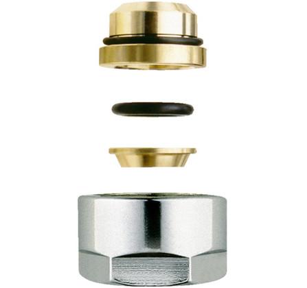 Honeywell - raccord Eurocône pour tube cuivre