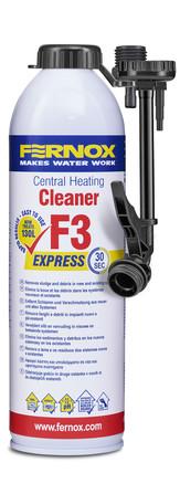 Fernox - Cleaner F3 - Fernox F3 Cleaner Express 400 ml
