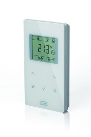 Roth - FHS - draadloze kamerthermostaat met 230 V vaste aansluiting - wit