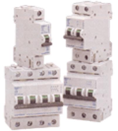 General Electric - E3000 - disjoncteurs modulaires General Electric