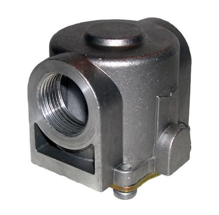Madas - Gasfilter aluminium FF voor wandketel