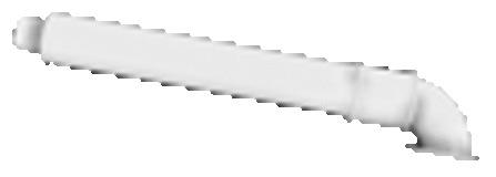Saunier Duval - ventouse avec coude