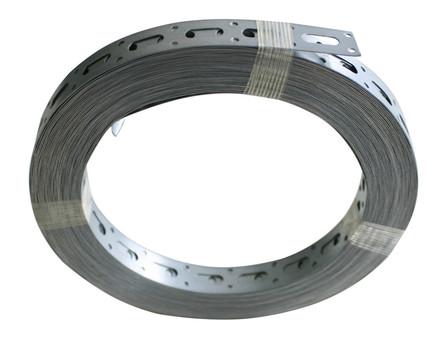 Rofix - Bande de montage galvanisé 10 m