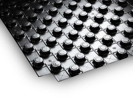 Comap - système de plaques à plots Plus 0