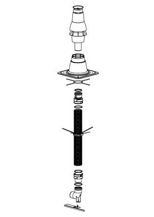 Bulex - kit voor aansluiting C93, C33S