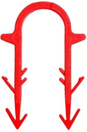 Comap - Tacker - agrafes de maintien - 55 mm