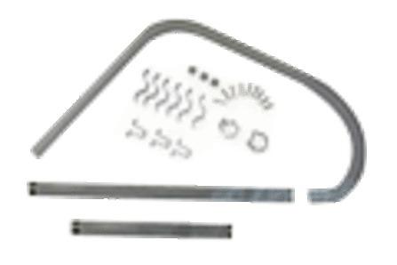 Rinnai - 1004 FTR - jeu de raccordement latéral