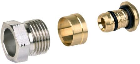 Honeywell - raccord à compression pour tube PEX-ALU