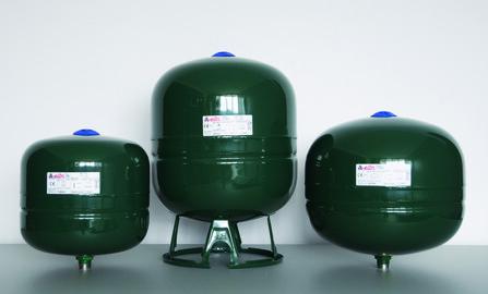 Elbi - DP - expansievat - sanitair water