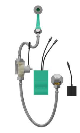 RES URINAL SP.230V/50Hz NETZ2