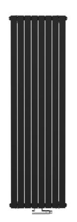 Henrad - VERONA V - Verona Vertical - noir graphite