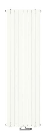 Henrad - VERONA V - Verona Vertical - blanc