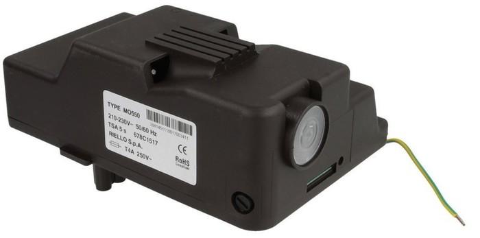 RI CONTROLEDOOS MO550 BWG