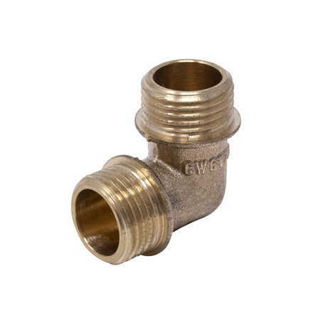COUDE90° LAITON 3/4MM
