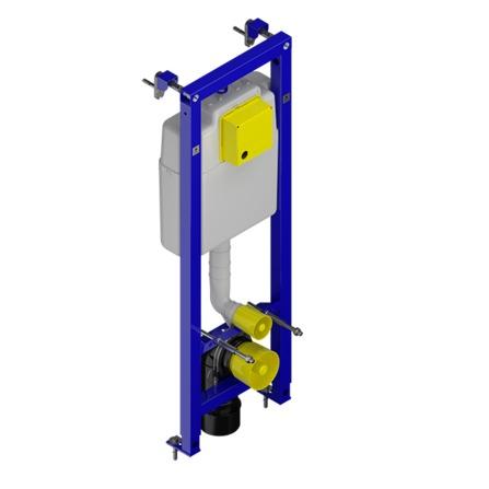 IPEE - XS - toilet frame