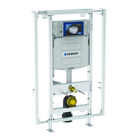 Geberit - GISeasy - module voor hang-wc - 120 cm - Sigma inbouwspoelreservoir 12 cm