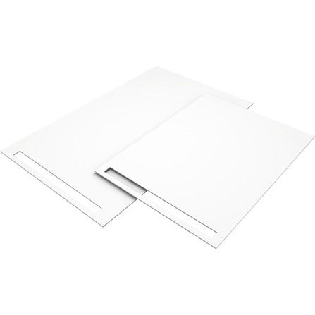 Wedi - Fundo Top Riolito Neo - surface prêt à poser - rectangulaire