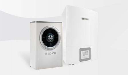 Bosch - Compress 6000 - AWE
