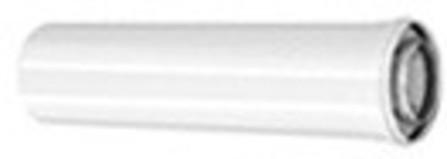 Bosch - rookafvoer - verlengbuis PP/metaal