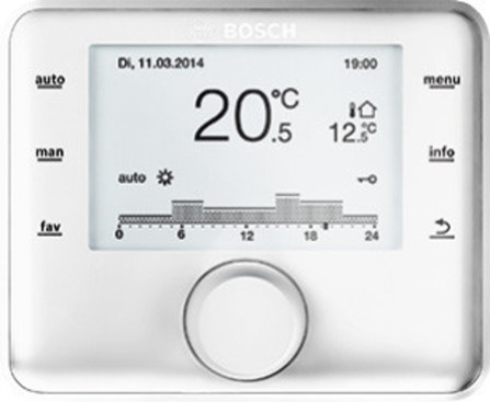 Bosch - CW400 weersafhankelijke systeemregelaar