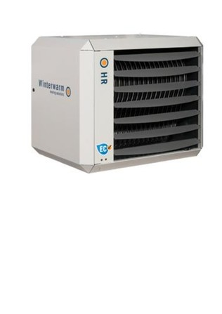 Winterwarm - HR - EC - aérotherme à condensation