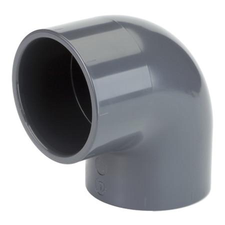 Georg Fischer - TP - PVC-U bocht - 90° - D32 FF