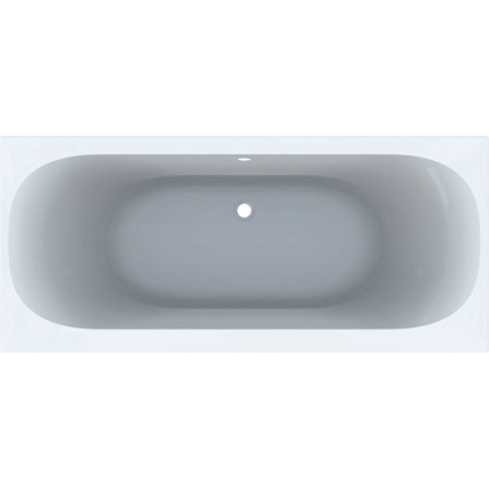 Geberit - Soana - baignoire à encastrer - duo