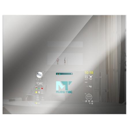 "Mues-Tec - Malin - touchscreen - 100x80cm - écran 21,5""/54cm"