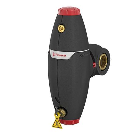 Flamco - XStream Vent-Clean - séparateur combiné air/boues