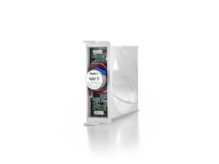 Duco - Focus - clapet de régulation d'humidité/CO2 - 50 m³/h - pour salle de bain + WC