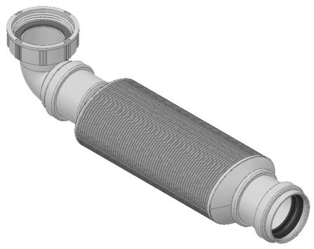 Duco - DucoBox Energy - sifon plat
