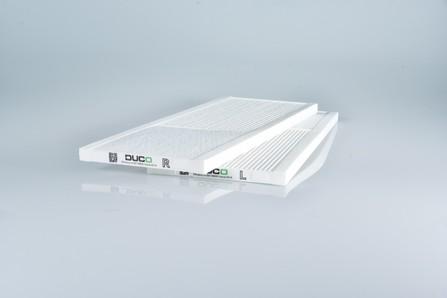 Duco - DucoBox Energy Comfort - jeu de filtre - 2x Coarse 65%