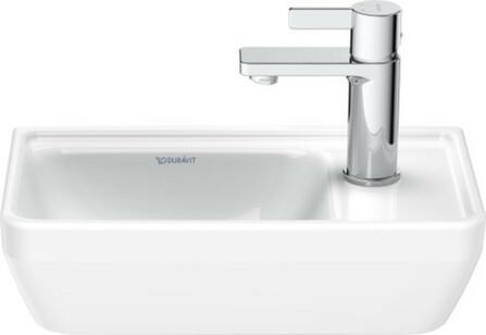 Duravit D-NEO lave-mains - 400x200 mm - blanc