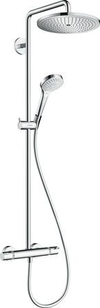 Hansgrohe - Tica - Select s280 - Showerpipe