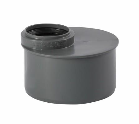 Ostendorf Kunststoffe - HT-Safe - PP - manchon réduit court excentrique