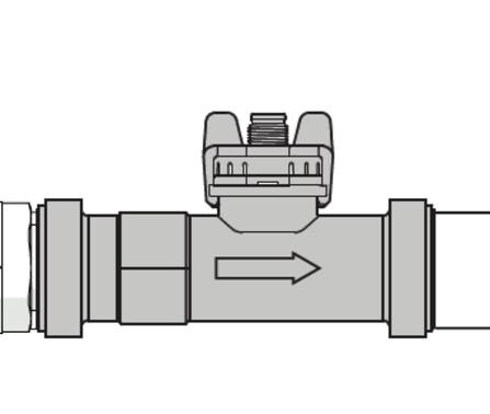 Riello - Tau Unit - débitmètre