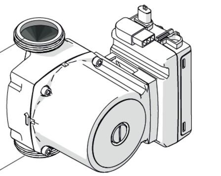 Riello - Tau Unit - pompe de circulation