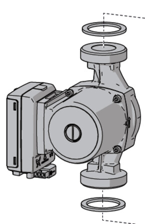 Riello - Tau Unit - circulatiepomp