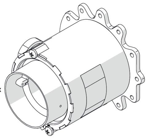 RI KIT GAS L (G25) - 70KW