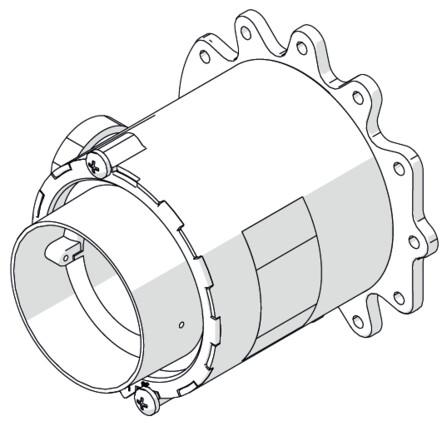 Riello - Tau Unit - kit de conversion LPG
