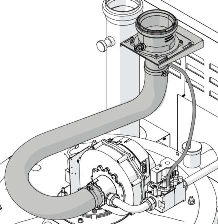 Riello - Tau Unit - kit de transformation type C