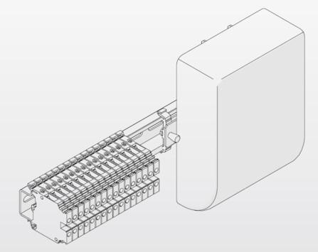 Riello - Tau Unit - kit électronique