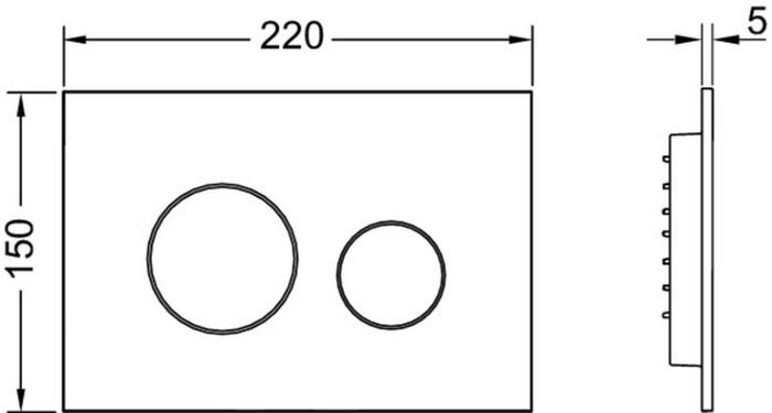 TECELOOP 9240920 BED.PLATTE WS