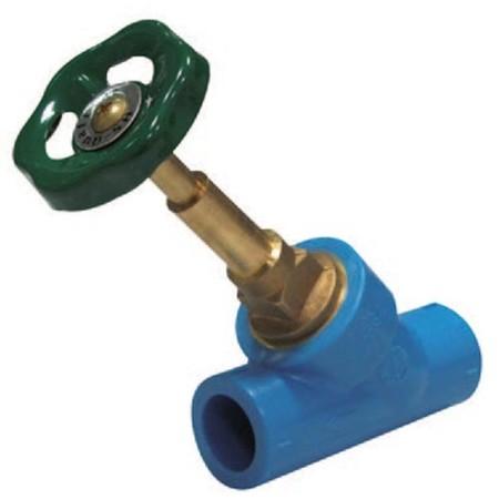 Robinets à bille et robinets d'arret PPRc (Niron)
