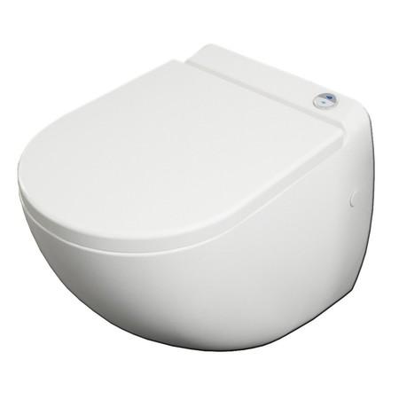 Toiletten met vermaler