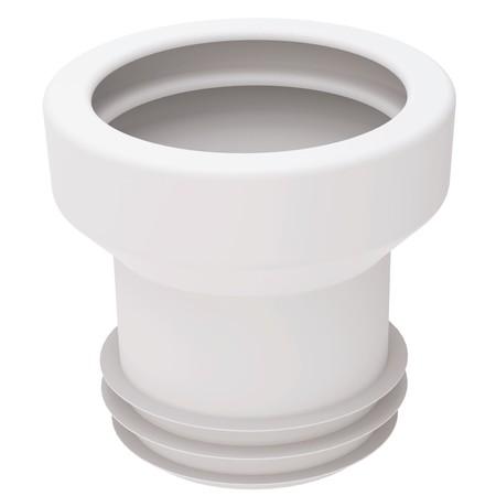 Toilet afvoer