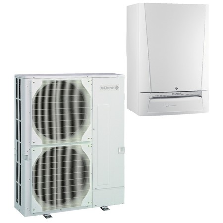 Warmtepompen lucht/water - split