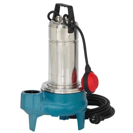 Waterafvoer (vuilwaterpompen & vergruizers)