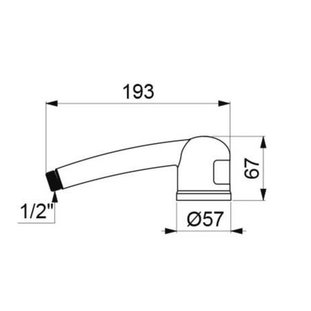 DEL 3006110P BIOFIL HNDD-10ST